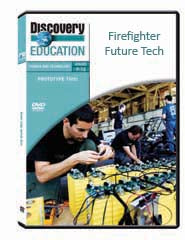 Prototype This! - Firefighter Future Tech DVD