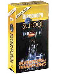 Inventors and Inventions DVD