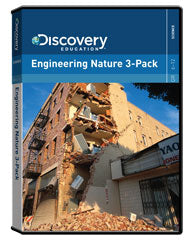 Engineering Nature 3-Pack DVD