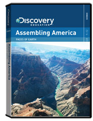Faces of Earth: Assembling America DVd
