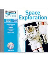 Space Exploration CD-ROM