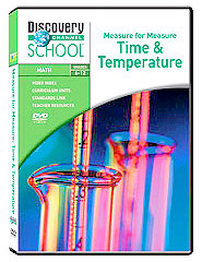 Measure for Measure: Time and Temperature DVD