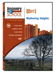 Great Books: Wuthering Heights DVD
