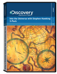 Into the Universe with Stephen Hawking 3-Pack DVD