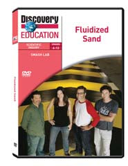 Smash Lab: Fluidized Sand DVD