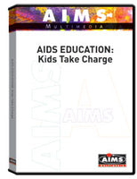 AIDS EDUCATION: Kids Take Charge DVD