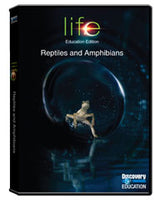 LIFE: Reptiles and Amphibians (Education Edition) DVD