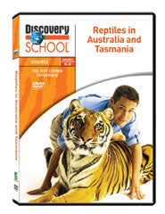 Jeff Corwin Experience: Reptiles in Australia and Tasmania DVD