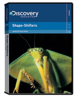 Monster Bug Wars: Shape-Shifters DVD