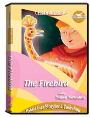 Rabbit Ears Storybook Collection: The Firebird DVD