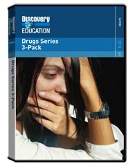 Drugs Series 3-Pack DVD