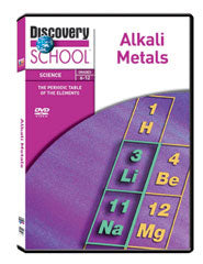 Alkali Metals DVD