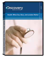 Health: When Sex, Race, and Location Matter DVD