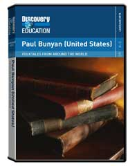 Folktales from around the World: Paul Bunyan (United States) DVD