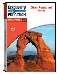 China: People and Places DVD