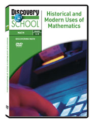 Historical and Modern Uses of Mathematics DVD