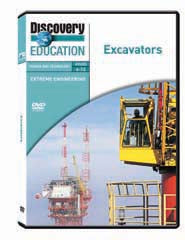 Extreme Engineering: Excavators DVD