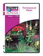 The Science of Plants 3-Pack Gr. 6-8 DVD