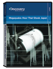 Megaquake: Hour That Shook Japan DVD