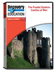 The Feudal System: Castles at War DVD
