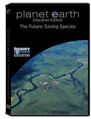 PLANET EARTH: The Future: Saving Species DVD