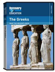 What the Ancients Knew: The Greeks DVD