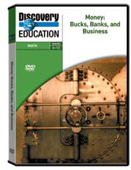 Money: Bucks, Banks,  and  Business DVD