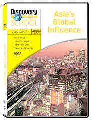 Asia's Global Influence DVD