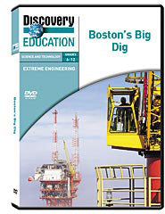 Extreme Engineering: Boston's Big Dig DVD