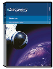 How the Universe Works:  Starman DVD