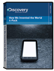 How We Invented the World 4-Pack DVD