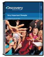 Outrageous Acts of Psych:  Very Important Sheeple DVD