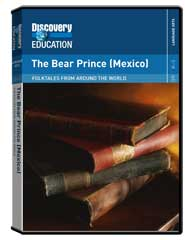 Folktales from around the World: The Bear Prince (Mexico) DVD