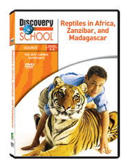 Jeff Corwin Experience: Reptiles in Africa DVD