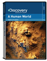 Faces of Earth: A Human World DVD