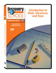 Introduction to Style, Structure, and Tone DVD