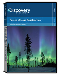 How the Universe Works: Forces of Mass Construction DVD
