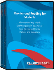 Phonics  and  Reading for Students 8-Pack DVD