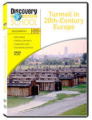 Turmoil in 20th Century Europe DVD