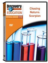 Chasing Nature: Scorpion DVD