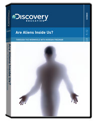 Through the Wormhole with Morgan Freeman: Are Aliens Inside Us? DVD