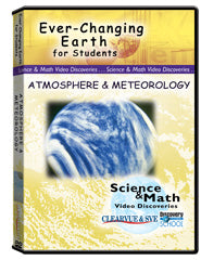 Ever-Changing Earth for Students: Atmosphere  and  Meteorology DVD