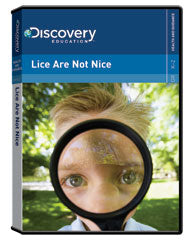 Lice are not Nice DVD