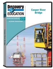 Extreme Engineering: Cooper River Bridge DVD