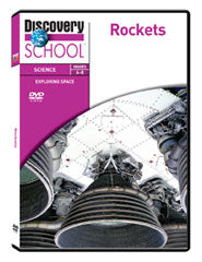 Exploring Space: Rockets DVD