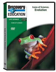Icons of Science: Evolution DVD