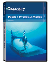 Wild Deep: Mexico's Mysterious Waters DVD