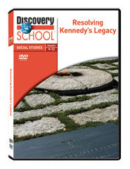 Resolving Kennedy's Legacy DVD