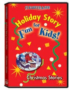 Holiday Story Fun for Kids: Christmas Stories DVD