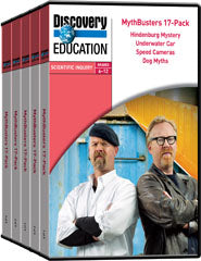 MythBusters 17-Pack DVD